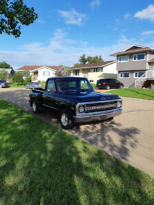 1969 Chevy C10 stepside
