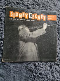 Sidney Bechet Vinyl record