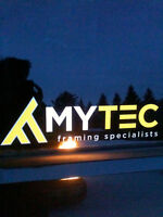 MYTEC IS HIRING FRAMERS