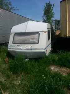Parting out award 30ft travel trailer