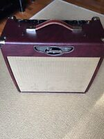 Traynor YCV20wr. Mint. new tubes, cover, leather handle.