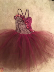 Ballet dance costume