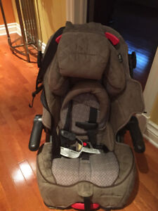 Eddie Bauer child car seat