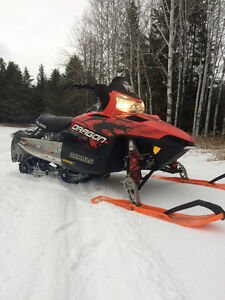 Must go, Polaris 800 dragon