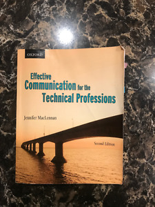 RCM300 Effective Communication for the Technical Professions