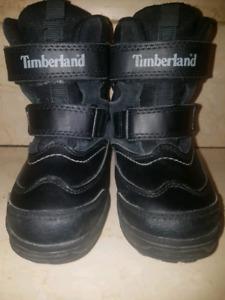 EUC Timberland Toddler Thermolite Boots