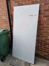 Ikea glas table top 80cm x 180cm - 6mm thick