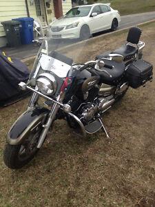 Yamaha V-Star Classique 1100 cc