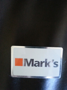Mark's Wearhouse Gift Card