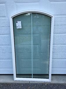 Two Camber Top windows to sell . Never used