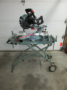 10 INCH KING COMPOUND MITER SAW