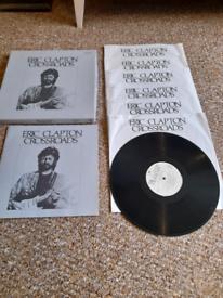 Eric Clapton 6 vinyl Lps