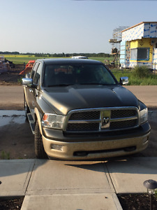 2011 Ram Laramie Longhorn 1500 Pickup Truck