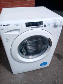 A+++ class 8kg Candy smart touch washing machine