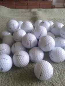 3 dozen taylormade used golf balls in aaa condition