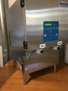 SureShot intellishot cream dispenser Bunn coffee machines