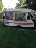 Parting out 86 bonair Pop up camper