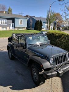 Jeep rubicon 2018 reprise de location