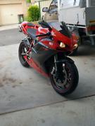 Ducati 848 Waratah Newcastle Area Preview