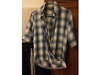 Alexander McQueen genuine shirt 8-10