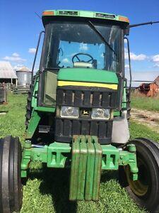 6410 John Deere tractor Peterborough Peterborough Area image 1