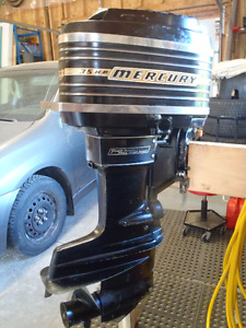 Mercury outboard motor for parts