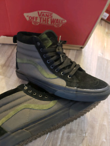Vans men's size 9 women's 10.5