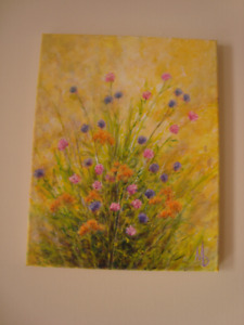 PRINTS AND OIL PAINTING