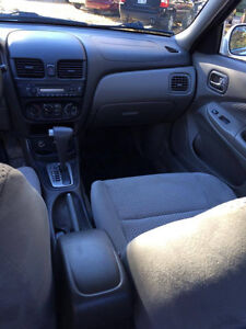 2006 Nissan Sentra Special edition 1,8 Other West Island Greater Montréal image 5