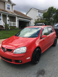 2007 Volkswagen Rabbit Sedan