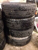 *** 4 WINTER CLAW TIRES ***