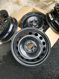 Steel Rims for Jetta