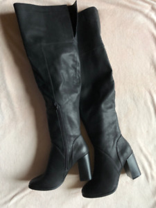 Women's Over-The-Knee Boot, size 8.5