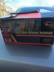 Slide on tow mirrors (Cipa) for suburban/Tahoe