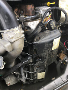 SPRINTER     GOOD   DIESEL drive trane / ENGINE    Cutting