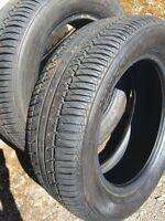 New summer tires