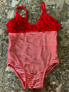 Brand new baby girls bathing suit 18-24 months girl