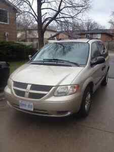 2005 Dodge Caravan Minivan 3.3L engine
