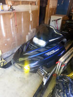 DEAL OF THE WEEK,2002 SKIDOO GRAND TOURING