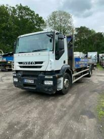 Iveco Stralis 4x2 DROP SIDE