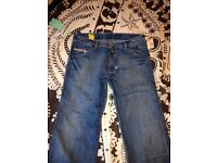 Boys Diesel Jeans - Age 16 - New with tags