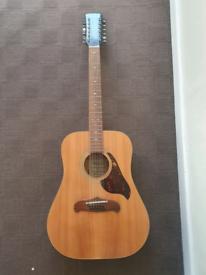 Kimbara 12 string guitar.