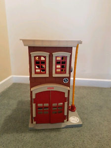 Fisher Price Fire Stations