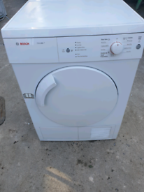 BOSCH VENTED TUMBLE DRYER(7KG)