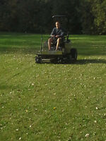 Currently Booking Bi-weekly Mowing, Call us Today