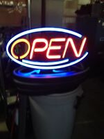 Open sign LED $120.00