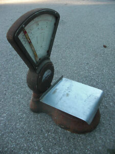 Vintage Cast Iron Scale