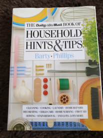 Household Hints and Tips