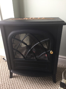 Nice Space Heater with Ambiance