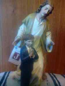 First Holy Communion Statue